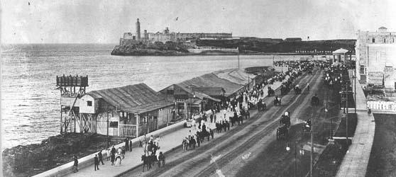 Malecon Habana 1902