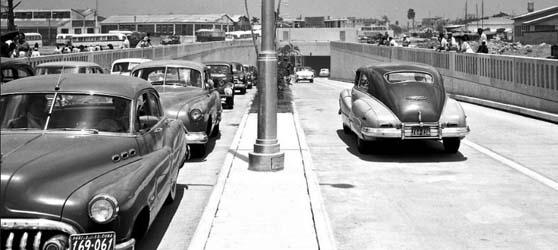 Malecon Havana Tunnel Almendares