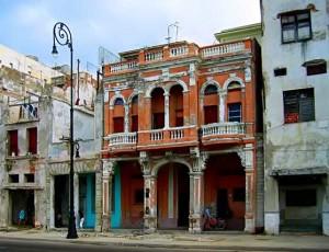 Old Architecture Malecon